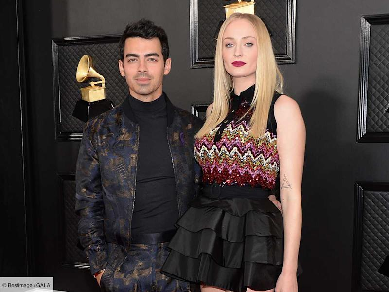 Sophie Turner (Game of Thrones) et Joe Jonas attendent leur premier enfant