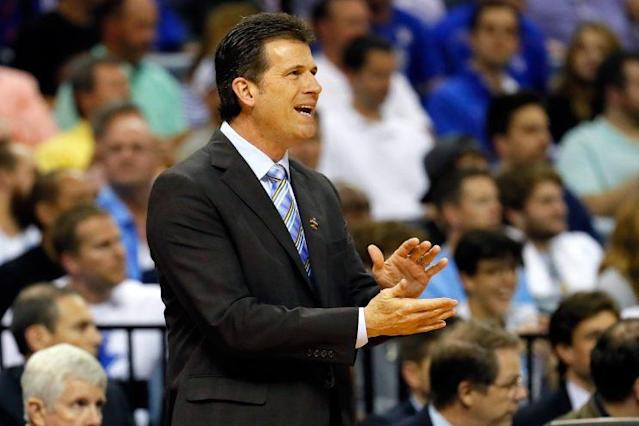 Steve Alford's Bruins should be in the thick of Pac-12 title contention again next season. (Getty)