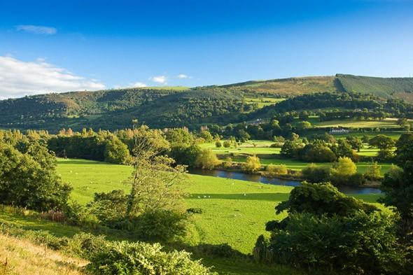 Win! A break at a restaurant with rooms in the Welsh countryside