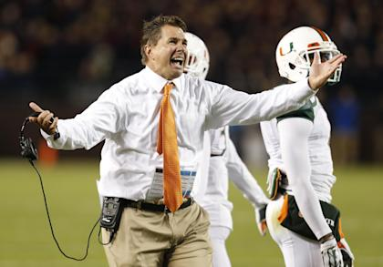 Can Al Golden and Miami keep up with Jameis Winston and Florida State? (AP)
