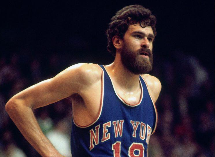 Phil Jackson admitted to using marijuana while recovering from injury as a player in 1969. (AP)