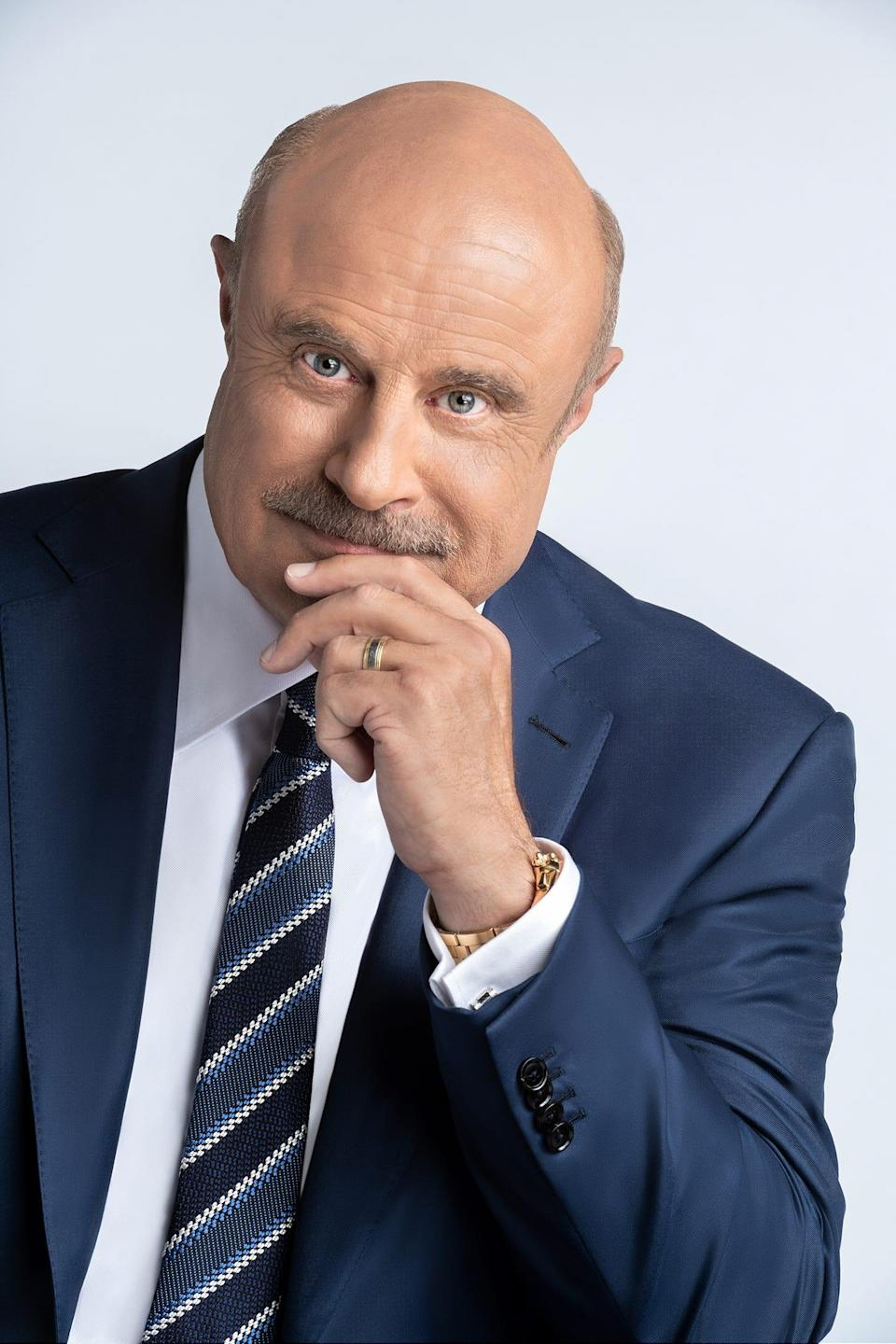 """Season 20 of """"The Dr. Phil Show"""" premiered on Sept. 13, 2021."""