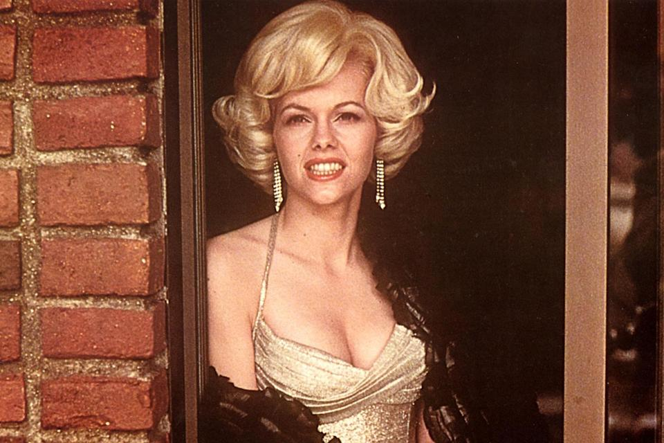 <p>In 1976, Rowe played a young Marilyn Monroe in <em>Goodbye, Norma Jean</em>. </p>