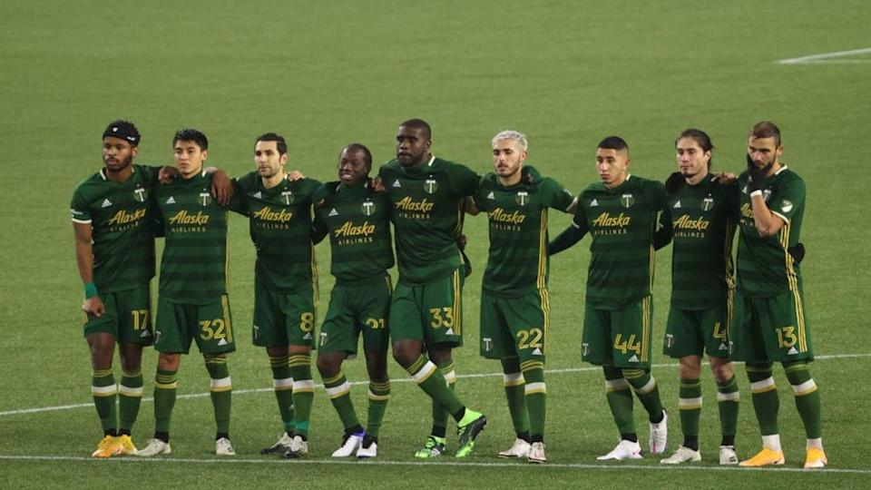 FC Dallas v Portland Timbers: Round One - MLS Cup Playoffs   Abbie Parr/Getty Images