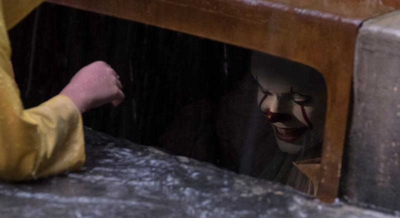 New global IT footage delivers paralyzing dose of Pennywise
