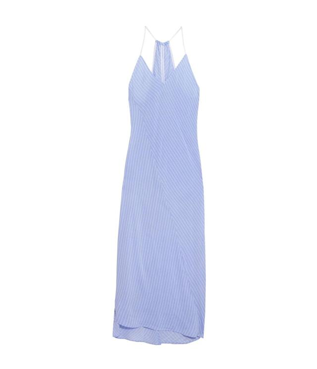"<p>The Lineup striped voile nightdress, $28, <a href=""https://www.net-a-porter.com/us/en/product/839931/DKNY/the-lineup-striped-voile-nightdress"" rel=""nofollow noopener"" target=""_blank"" data-ylk=""slk:net-a-porter.com"" class=""link rapid-noclick-resp"">net-a-porter.com</a> </p>"