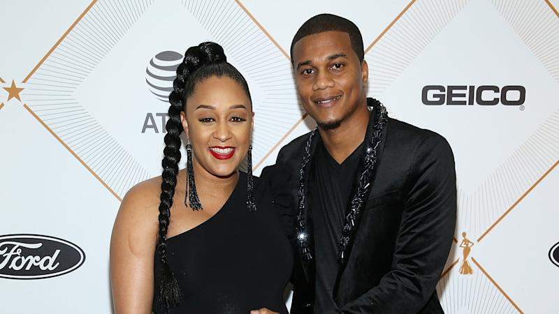 Tia Mowry Gives Birth to Baby No. 2!