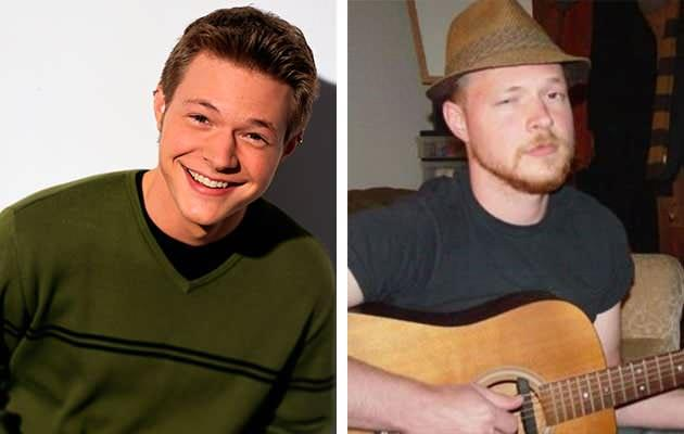 Nate Richert Now And Then