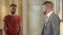 <p>Having witnessed the closeness between Sarah and Gary, David tells Gary that he needs to make a decision about whether he loves Sarah or Maria.</p>