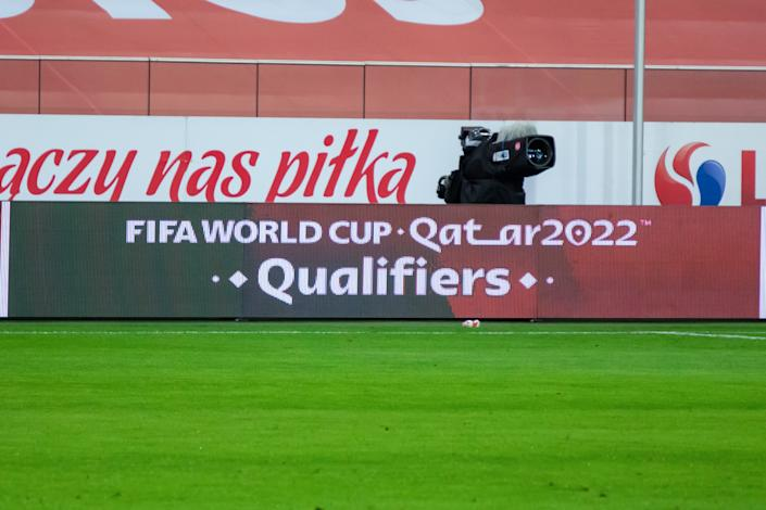 The next World Cup is set to take place in Qatar in late fall 2022. (Mikolaj Barbanell/SOPA Images/LightRocket via Getty Images)