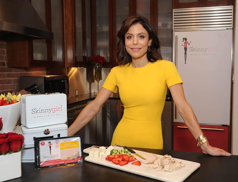 'Real Housewives' Star Bethenny Frankel Expands Skinnygirl Brand With a New Line of Deli Meat