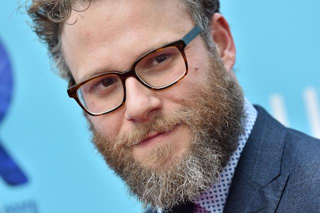 """Seth Rogen has notched a cameo on """"Sesame Street."""" <i></i>(Photo: Axelle/Bauer-Griffin/FilmMagic)"""