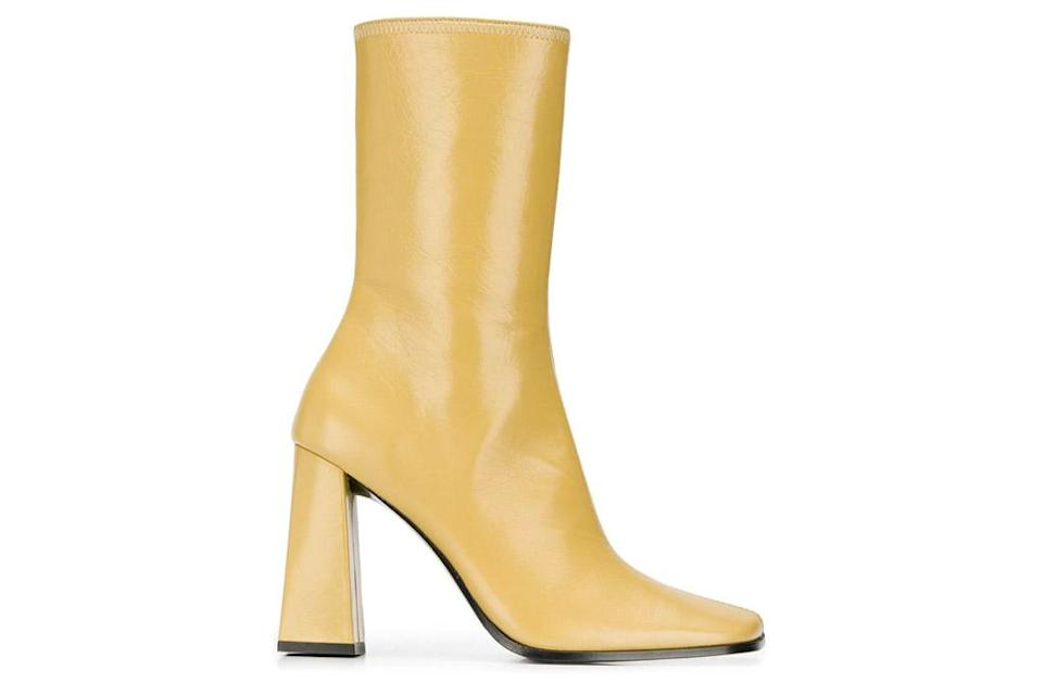 yellow boots, by far