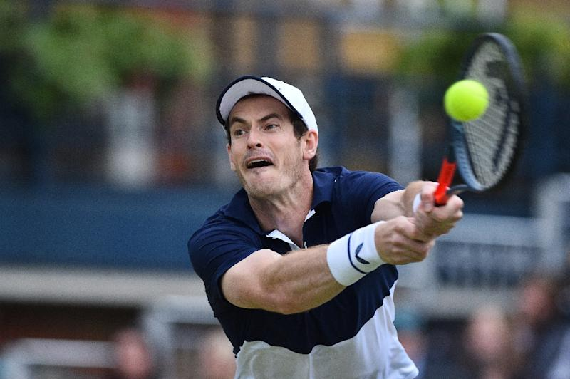 Metal hip Murray hails 'special' doubles title