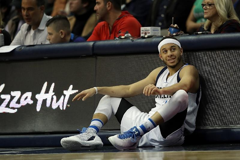 Seth Curry out indefinitely with leg injury