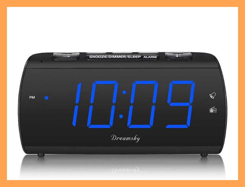 No, Dreamsky is not what Russians do when they fall asleep; it's the name that's about to make your mornings a lot easier. (Photo: Amazon)