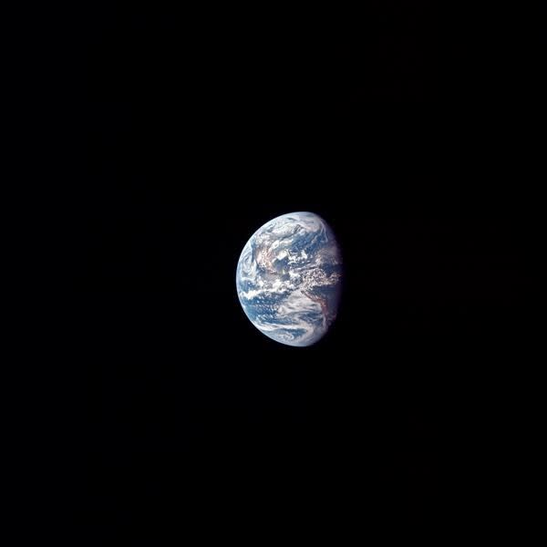Memories of watching Apollo 11: 'You could hear a pin drop'