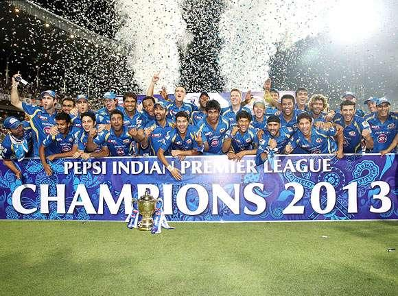 With their first IPL trophy. Photo credits: Rediff. It took the Mumbai Indians 5 years to win their first ever IPL trophy and along with the Chennai Super Kings and Kolkata Knight Riders, they are the only side to have won the title twice.They are also the only side along with CSK to have won the now defunct Champions League T20 twice – in 2011 and 2013 beating the Royal Challengers Bangalore and Rajasthan Royals respectively.A lot was expected of them last year since they won the title in 2015 but they did not live up to their promise as they failed to qualify for the playoffs by two points as they finished 5th on the table with 14 points.Extra Cover: IPL 2017: Sunrisers Hyderabad (SRH) Predicted Playing XIThey did not spend too much in this year's IPL auction as they already had a balanced squad with a host of impressive players to make the playing XI. Their biggest buy was Karn Sharma who was bought for Rs. 3.2 crores.They also purchased former Australian speedster Mitchell Johnson for his base price – Rs. 2 crores.As they prepare for their first match in the IPL 2017 against the Rising Pune Supergiant outfit, let's take a look at the possible XI they would field out against Steve Smith's men.