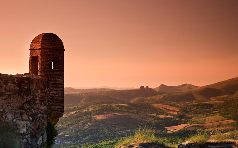 The view from Marvão - Getty
