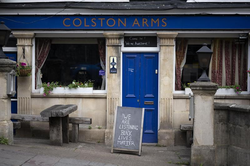 The Colston Arms in Bristol: Getty Images
