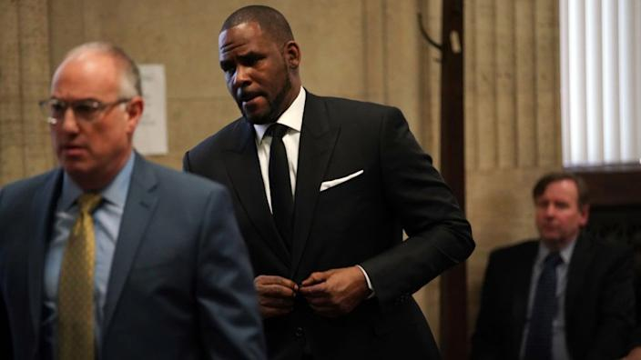 R. Kelly has been in prison without bond since July 2019, as he awaits trial on a number of sexual offence charges.