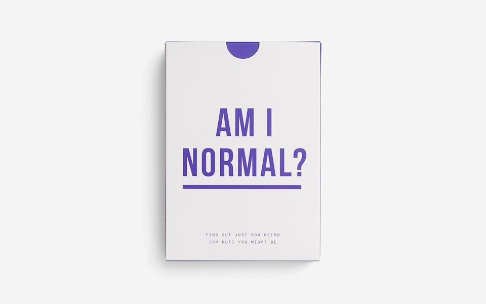 The School of Life Am I Normal? Cards