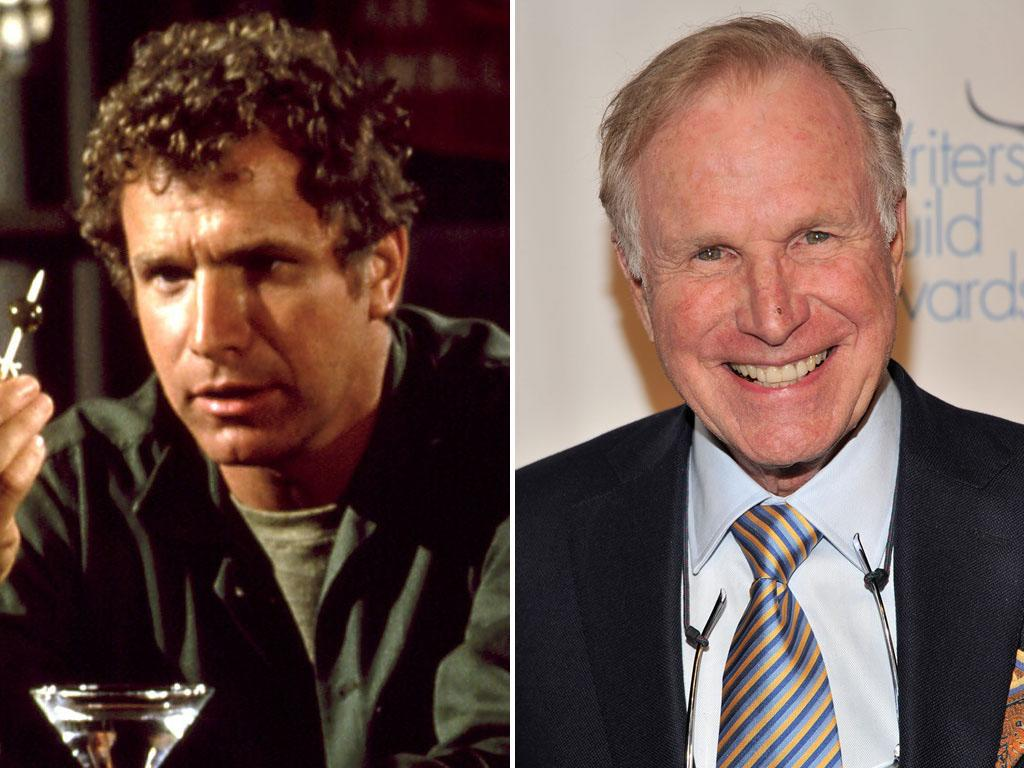 "<b>Wayne Rogers (Captain John ""Trapper John"" McIntyre)</b><br><br>Trapper John was Hawkeye's adorable and fun-loving sidekick on the first three seasons of ""M*A*S*H."" After reportedly tiring of playing second fiddle, Wayne Rogers left the show and moved on to other TV series, such as ""City of Angels,"" ""House Calls,"" and ""Murder, She Wrote."" <br><br>  Rogers also made a few movies in the '80s and '90s, including ""The Gig,"" ""The Killing Time,"" and ""Ghosts of Mississippi,"" but he increasingly relied on his business skills as he moved away from working as an actor. He excelled in various business <a href=""http://waynerogers.webs.com/"">ventures</a>, including a restaurant, a production company, a string of convenience stores, and even a financial institution called Plaza Bank of Commerce. <br><br>  When he bought the failing Kleinfeld Bridal in New York City, he turned it around and made the business the center of TLC's series ""Say Yes to the Dress."" Rogers also owns a financial strategy firm, Wayne Rogers & Co. His interests and expertise in the investing world led him to become a regular contributor to the Fox Business Network and a panelist on its news show ""Cashin' In,"" hosted by Cheryl Casone. <br><br>  In 2011 he wrote a <a href=""http://www.sltrib.com/sltrib/money/52091034-79/rogers-business-rule-rules.html.csp?page=1"">book</a> called ""Make Your Own Rules: A Renegade Guide to Unconventional Success,"" in which he shares his unorthodox approach to business. In April 2012, he became the spokesperson for Senior Home Loans, a reverse mortgage lender."