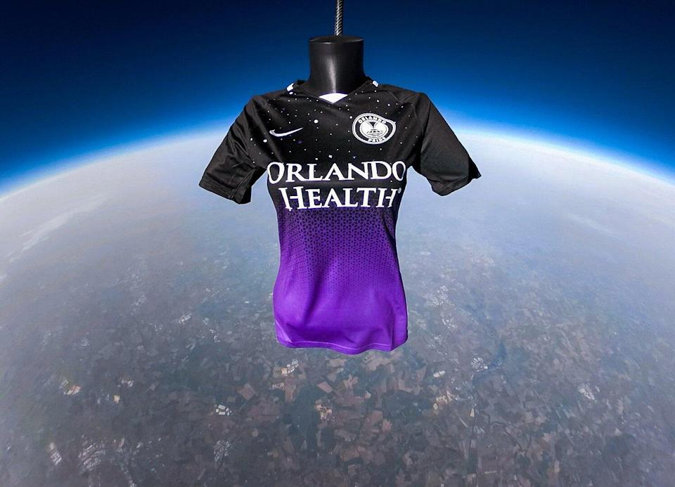 - e7ff2aee459321317a8862b8d1e3d4f8 - NWSL's Orlando Pride Launched a Jersey Into Space to Celebrate Their 2021 Uniform