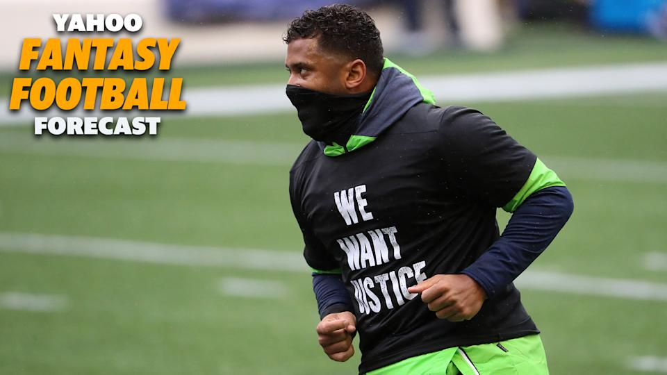 Russell Wilson heads to Arizona to take on the Arizona Cardinals.