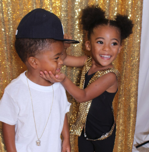 This Three-Year-Old Absolutely Slayed At Her Beyoncé-Themed Birthday Party
