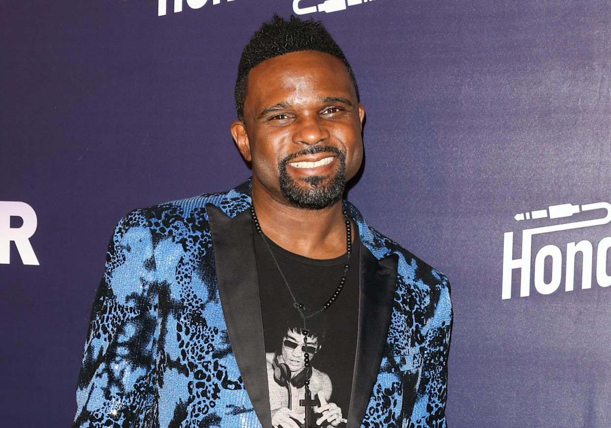 Actor Darius McCrary attends the celebration of the music for Fox's new series <em>Star</em> on March 14, 2017, in Burbank, Calif. (Photo: Paul Archuleta/FilmMagic)