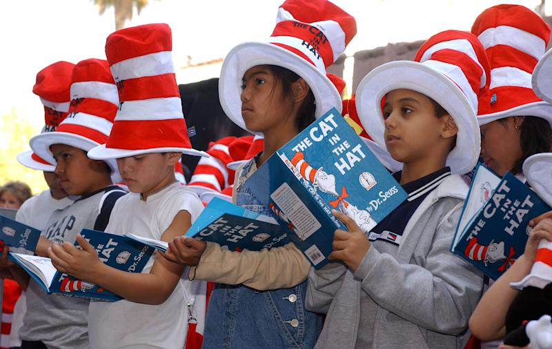 Was Dr. Seuss Racist? Old Ads, Cartoons Support A Librarian's Claims Made While Denying Trump's Book Donation