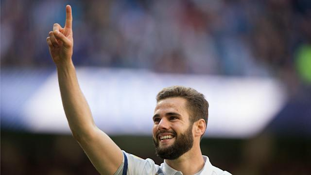 Nacho believes LaLiga leaders Real Madrid are heading into the derby with Atletico Madrid in a good dynamic after beating Leganes 4-2.