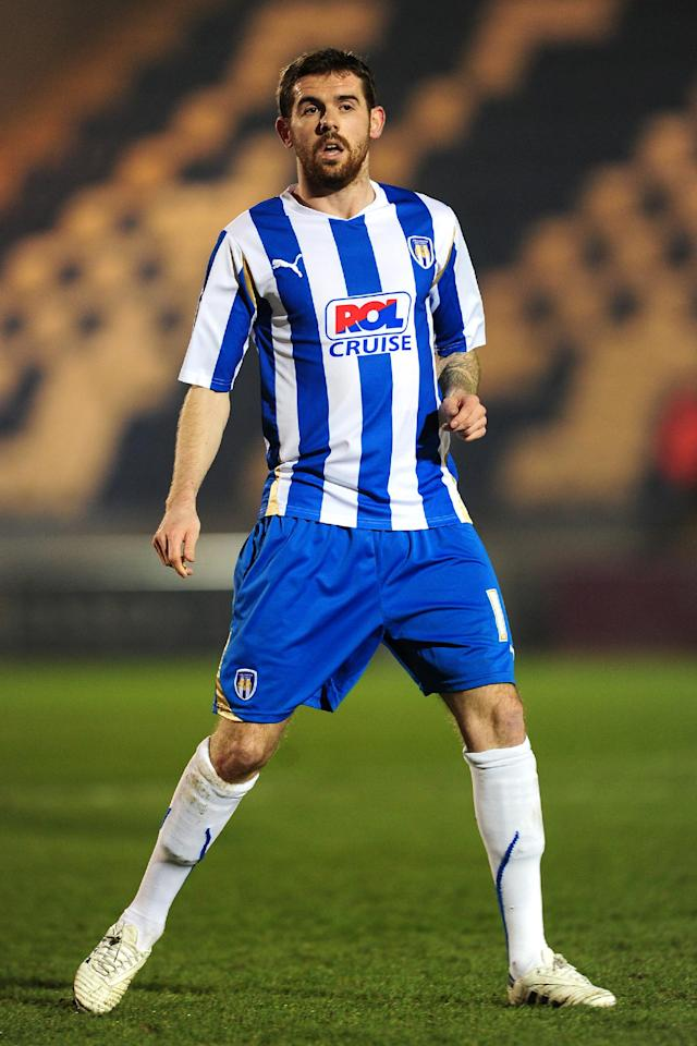 Steven Gillespie scored 25 goals for Colchester last season