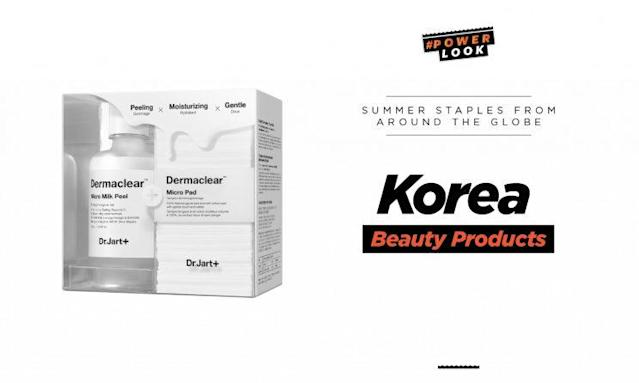 Korean beauty products (Photo: Dr Jart+)