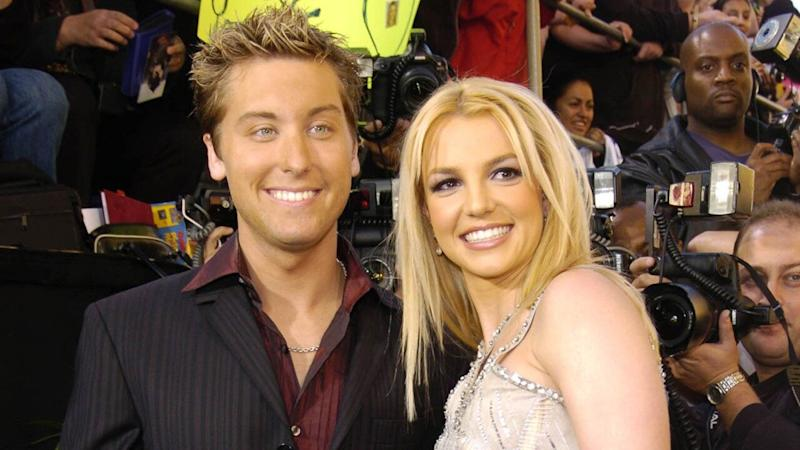 Lance Bass told Britney Spears he was gay on wedding night