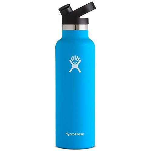 """<p><strong>Hydro Flask</strong></p><p>amazon.com</p><p><strong>$35.95</strong></p><p><a href=""""https://www.amazon.com/dp/B01GW2GC5G?tag=syn-yahoo-20&ascsubtag=%5Bartid%7C2140.g.33902097%5Bsrc%7Cyahoo-us"""" rel=""""nofollow noopener"""" target=""""_blank"""" data-ylk=""""slk:Shop Now"""" class=""""link rapid-noclick-resp"""">Shop Now</a></p><p>Help him cut down on plastic use by getting him a quality water bottle that'll actually keep his drinks cold all day. A Hydro Flask can keep beverages cool for up to 24 hours and warm for up to 12. </p>"""
