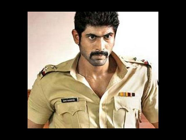 <b>2. Rana Daggubati in Department</b><br> Rana Daggubati looked extremely macho and handsome in his second Bollywood film, 'Department'. He played Shivnarayan, a junior cop frustrated with the corruption he sees around him in the movie. He bulked himself up for the role and went through doing long hours of agility training to look like a tough Mumbai cop.