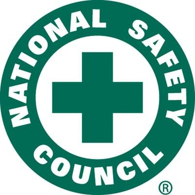 The mission of the National Safety Council is to save lives by preventing injuries and deaths at work, in homes and communities and on the road through leadership, research, education and advocacy. (PRNewsFoto/National Safety Council) (PRNewsfoto/National Safety Council)