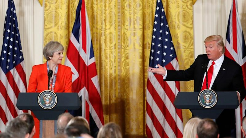 White House Apologises to British Government Over Spying Claims