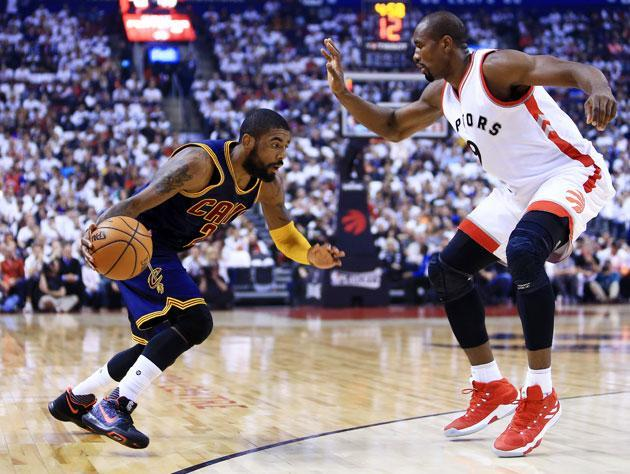 This is not ideal, for Toronto. (Getty Images)