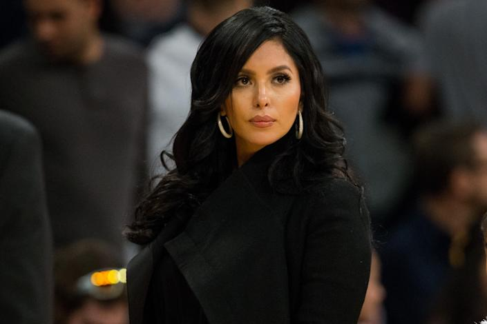 Vanessa Bryant called out Los Angeles County Sheriff Alex Villanueva over leaked photos from the helicopter crash site that killed Kobe Bryant, Gianna Bryant and seven others. (John Salangsang/Invision/AP)
