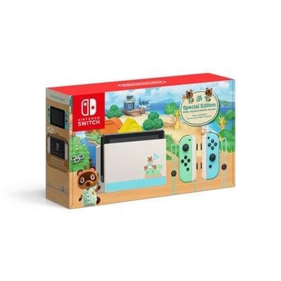 <p>Bring some escapism into their life with the <span>Nintendo Switch Animal Crossing: New Horizons Edition</span> ($300).</p>