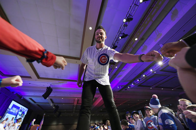 Chicago Cubs keeping options open with season on the horizon