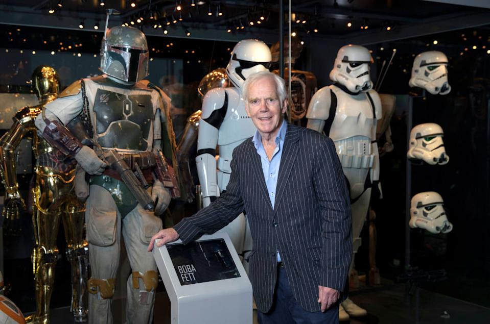 Jeremy said the role of Boba Fett changed his life. Photo: Getty