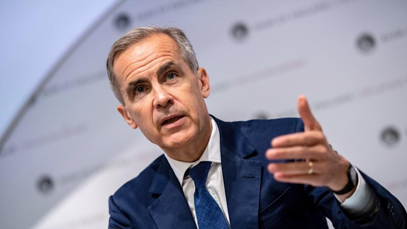 Carney says rate cuts will be considered if political turmoil continues
