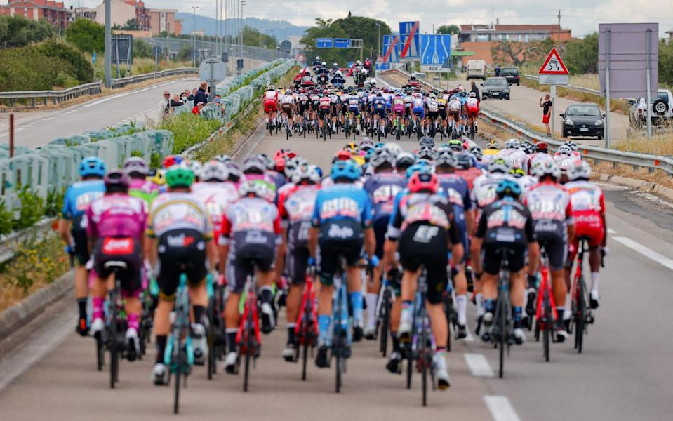 Giro d'Italia 2021, stage eight – live updates - GETTY IMAGES