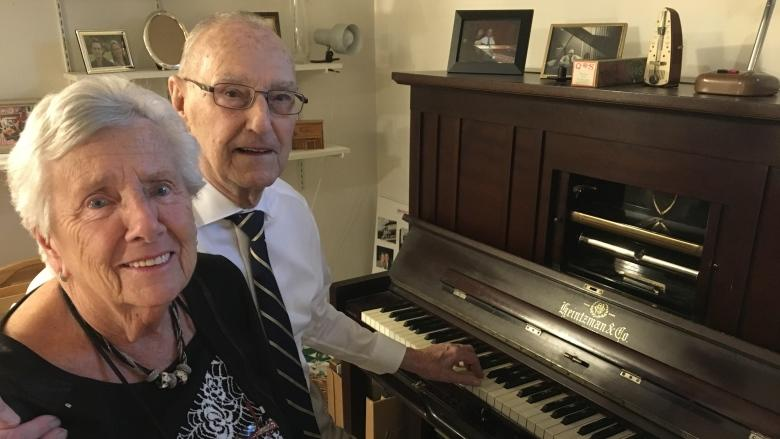 'A piano is like a person': Edmonton piano tuner ready to retire at 95