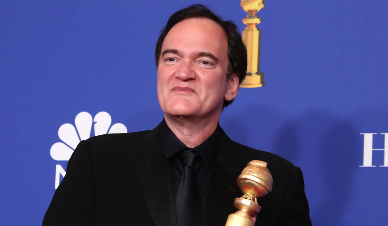 Quentin Tarantino may not be making the Star Trek film