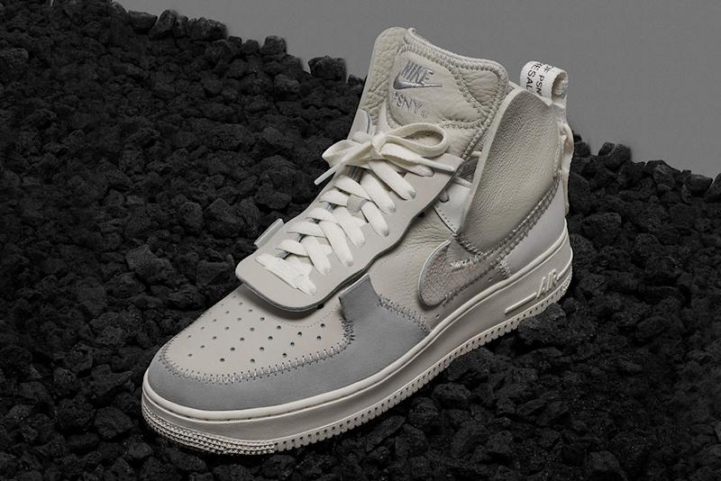 0b8d02351a7672 Public School s Nike Air Force 1 Collab is Among the Model s Most Unique  Constructions Ever